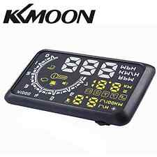 KKmoon 5.5 Inch Car HUD Head Up Display KM/h & MPH Speeding Warning OBD2 Interfa