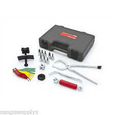 KD 41520 Disc and Drum Automotive Brake Service Tool  Kit  With Adjusting Tool