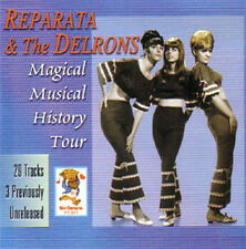 REPARATA & THE DELRONS -Magical Musical History Tour CD