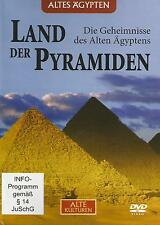 Land der Pyramiden - Die Geheimnisse des alten Ägyptens / Alte Kulturen 03 / DVD