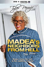 Tyler Perry's Madea's Neighbors From Hell (Play) [DVD] (2014) *New DVD*