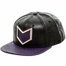 Hawkeye Logo Marvel Comics PU Suit Up Snapback Hat