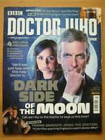 Dr Doctor Who magazine issue 478 November 2014 Phil Ford Frank Skinner