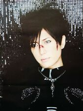 Gackt 2009 Official Limited Poster!!! JAPAN FOOL'S MATE