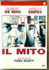 Dvd The Fan - Il Mito di Tony Scott 1996 Usato raro