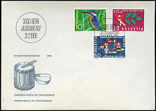 Switzerland 1966 Publicity Issue FDC First Day Cover #C20174