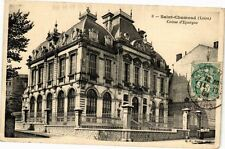 CPA  Saint-Chamond (Loire) - Caisse d'Epargne   (226125)