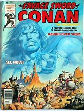 Savage Sword of Conan #36 F  Marvel 1978