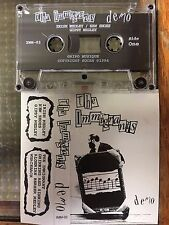 The Immigrants Demo rare cassette tape J.P. Greider Bob Cussen Irish music