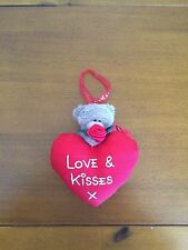Me To You Tatty Teddy Grey Bear Love Kisses Valentines Gift