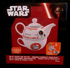 STAR WARS - BB-8 - Teapot & Mug Set / Teekanne + Tasse Set