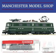 "Fleischmann N 1:160 Ae 6/6 Obwalden Electric locomotive SBB  ""DCC-DIGITAL"" NEW"