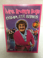 Mrs Brown's Boys: Complete Series 1-4 DVD BOX SET,FREE SHIPPING,BRAND NEW Sealed