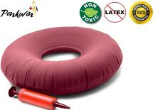 "Penkwin® | 15"" Medical Grade Inflatable Ring Cushion 