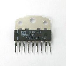 NEW Original Philips TDA1013B 4W Audio Power Amp IC ~ NTE 1852 ECG 1852