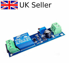 12V Delay Timer Switch Adjustable Relay module 0 to 10 Second NE555 Oscillator