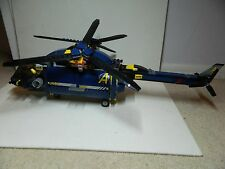 Lego Agents 2.0 Helicopter Aerial Defence Unit 8971