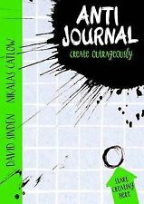 Anti Journal, Catlow, Nikalas, Sinden, David, New Book