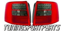 SMOKE-RED REAR TAIL LED LIGHTS FOR AUDI A6 C5 98-05 AVANT LAMPS FANALE