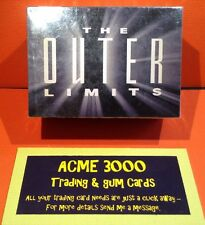 1995-2003 - The Outer Limits - Sex, Cyborgs And Science Fiction Set Of 81 Cards
