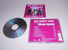CD  The Very Best of Village People  13.Tracks  1997  153