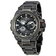 Casio MTGS1000V-1A MT-G Metal Twisted G-Shock Aged IP Radio Solar Atomic
