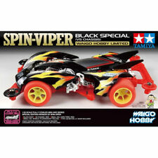 Tamiya 92316 1/32 Spin-Viper Black Special VS chassis Limited Edit Mini 4WD