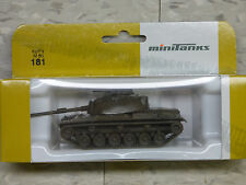 Roco Minitanks / Herpa (NEW) Modern US M-60 Main Medium Battle Tank  Lot 136K