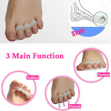 Soft Gel Toe Crests Hammer Claw Mallet Toes Aid Support Pad Cushion Pain Relief