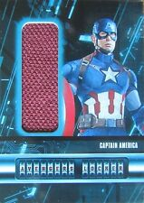 2015 Avengers 2 Age of Ultron Costume Trading  Card Locker AL-C Captain America