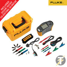Fluke 1663 Multifunction Installation Tester - Improved version of 1653B