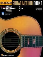 Fender G-Dec 3 Guitar Play Along Guitar Method Book 1 - Book & SD NEW