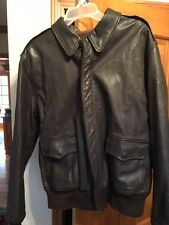 A-2 Flight Jacket, Goatskin, US Authentic Mfg