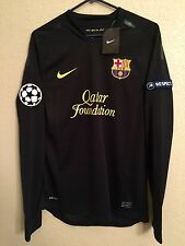 Rare Spain Barcelona Player Issue Shirt Uefa Match Unworn LG Football Jersey