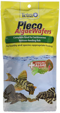Tetra Multi Wafer Pleco Catfish Algae Food Wafers 85g