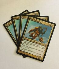 Magic the Gathering - Rhox Bodyguard x 4 MTG Conflux PLAYSET