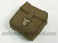 NEW Military Issue USMC IFAK Coyote Individual First Aid Kit Utility Pouch