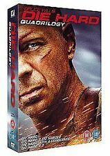 Die Hard Quadrilogy - Die Hard/Die Hard 2/Die Hard With A Vengence/Die Hard...