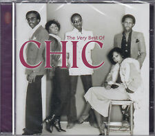 CD 13T THE VERY BEST OF CHIC INCLUS LE FREAK DE 2000 RHINO NEUF SCELLE SEALED