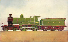 g.n.r. express passeger engine no 1327 (colour )