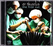 DR FAUSTUS The First Cut CD (NEW 2003 Fellside Folk)Benji Kirkpatrick/Bellowhead