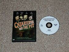 Quartermass (Quatermass) and the Pit DVD Canadian Misprint Guillotine Hammer