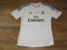 Ronaldo Real Madrid Shirt Jersey Formotion Player Issue Match Un Worn Final