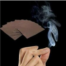 2X Magic Smoke from Finger Tips Magic Trick Surprise Prank Joke Mystical Fun BUA