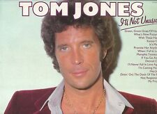 LP 3804 TOM JONES ITS NOT UNUSUAL