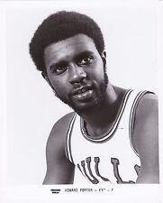 Vintage Howard Porter Chicago Bulls Team Issued 8x10 Basketball Photo
