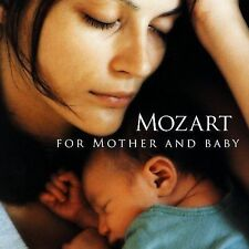 Halligan, Keith-Mozart for Mother and Baby  CD NEW