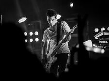 Georg Listing UNSIGNED photo - E1668 - Bassist with Tokio Hotel