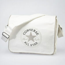 Converse Flap Messenger Retro Bag (White)