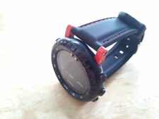 Suunto Core Bell & Ross Rubber Silicone Tactical Strap Band+Adapter+Buckle lugs